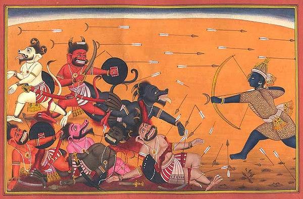 Ramayana Tales Retold