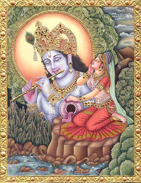 dreaming of krishna