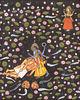 Vishnu Slaying Demons