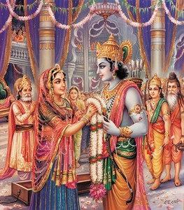 Sita Devi's Swayamvar