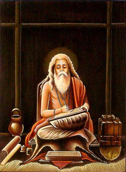 Saints of India - Vedavyasa