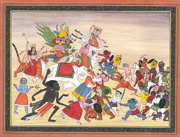 The Sapta Matrikas