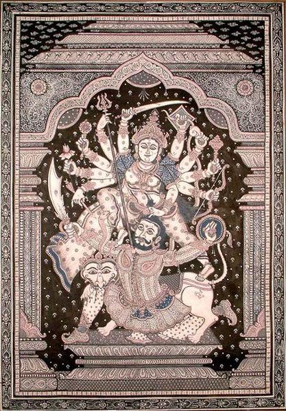 Mahishasurmardini Durga
