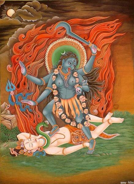 Mother Mahakali