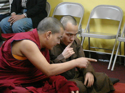 Hinduism-Buddism Conference