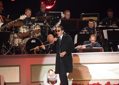 National Christmas Tree, Marc Anthony