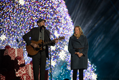 National Christmas Tree, James Taylor