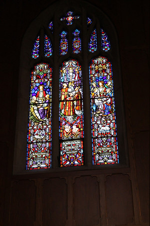 Holy Cross Mendota Windows