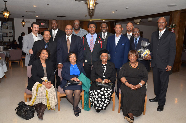 Honorees Prayer Brunch (MDBCOCE) 3/24/2012