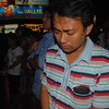 A member of Iglesia ni Cristo (INC) was solemnly praying outside the Fuente Osmena Circle.