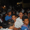 Members of Iglesia ni Cristo (INC) gathered at the Fuente Osmena Circle Tuesday for its Grand Evangelical Mission in Cebu.