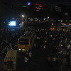 Members of Iglesia ni Cristo crowded the Fuente Osmena Circle Tuesday, blocking roads and affecting the traffic.