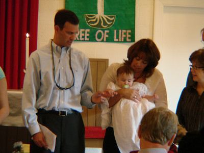 Dedication of Jocelyn Ruth Bailey
