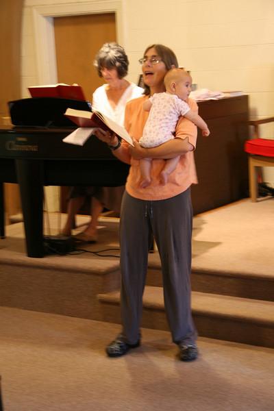 Katy Mullin dedicates Elanor Shin to God