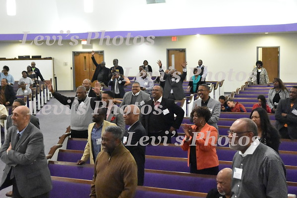 J.A. Reed Ministerial Conference May 2016