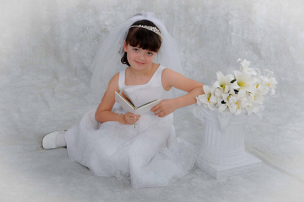 Jaycee Grace - First Holy Communion
