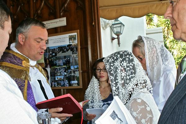 Jessica Ngo Baptism July 29, 2014