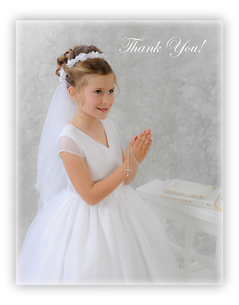 Julia's-- Thank you cards