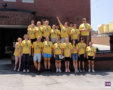 Kansas City Youth Group Mission Trip - 2011