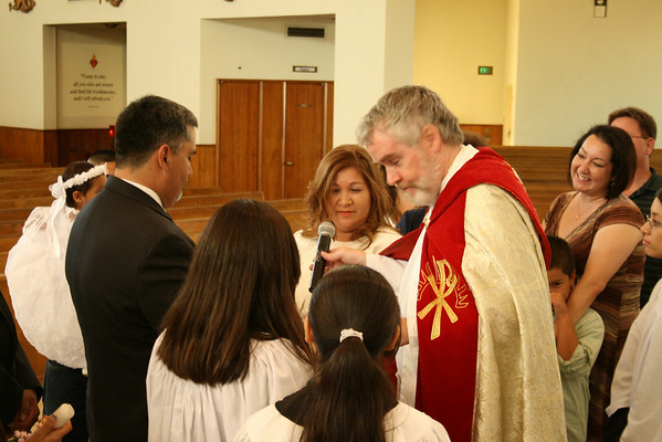 Krysed's Baptism