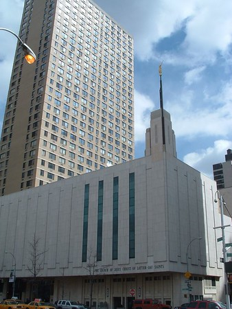 Manhattan, NY Temple