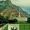 Provo, Utah Temple by Steven Smith