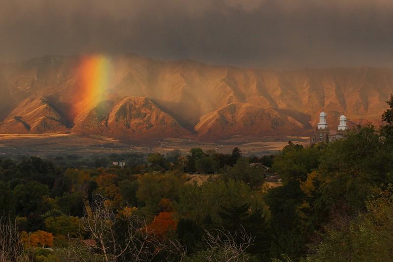 Rainbow by Logan Temple