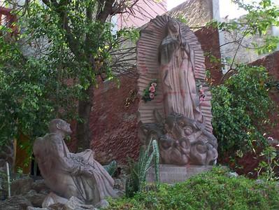 La Virgen de Guadalupe San Miguel de Allende