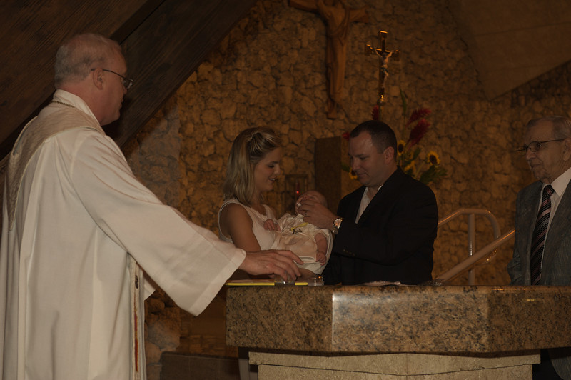 Landon Michael Esposito Baptism & Party