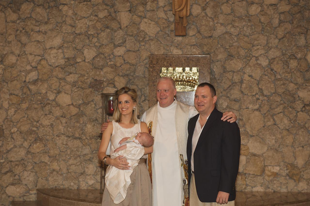 Landon Michael Esposito Baptism & Party