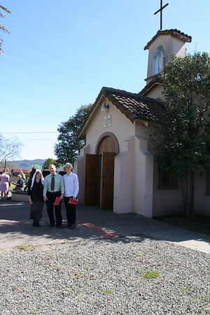 Latin Mass in the Wine Country, Rutherford