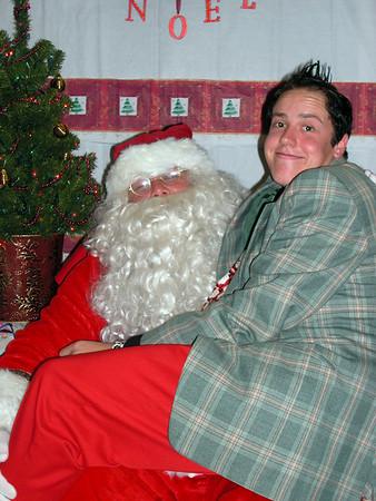 Malaga Cove Ward Christmas Party 2004