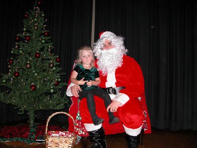 Malaga Cove Ward Christmas Party 2005