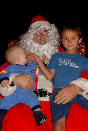 Malaga Cove Ward Christmas Dinner 2006