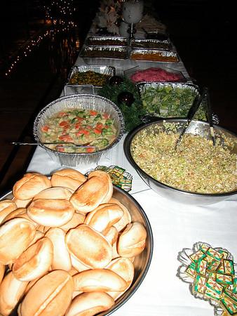 Malaga Cove Ward Christmas Party 2003