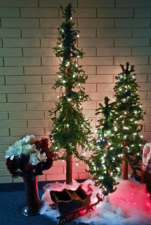 Malaga Cove Ward Christmas Party- December 10, 2011
