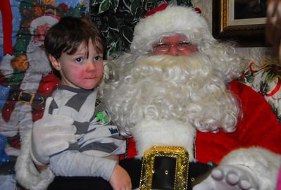 Malaga Cove Ward Christmas Party- December 7, 2012