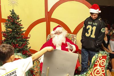 Malaga Cove Ward Christmas Party - December 13, 2013