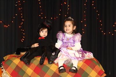 Malaga Cove Ward Halloween Party- October 2014