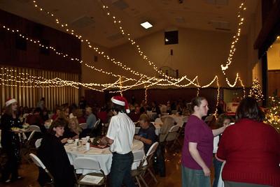 Malaga Cove Ward Christmas Party - December 11, 2009