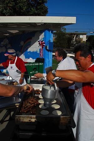 Malaga Cove Ward Pancake Breakfast July 2011