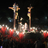 The Crucifixion of Jesus Christ in Bantayan Island, Cebu