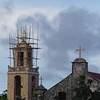 Bantayan Island church tower
