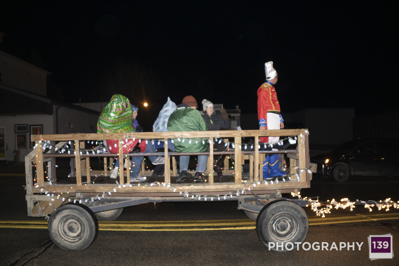 Boone Lighted Parade - 2018