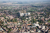 Lincoln Cathedral aerial photo.