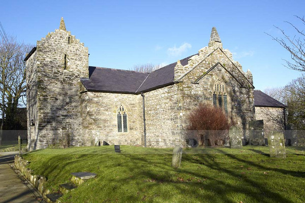 Llanrhian Church