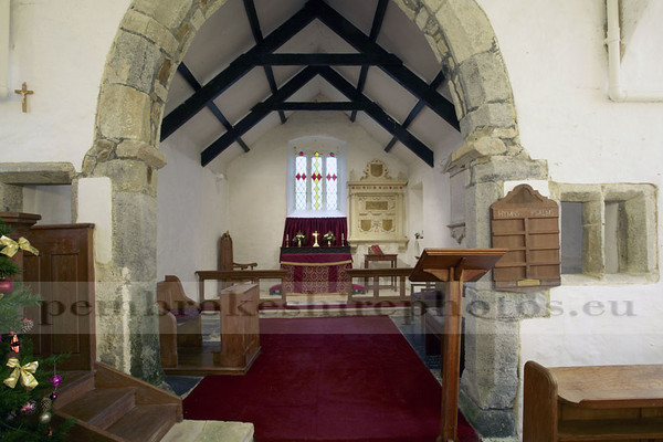 St Leonards Church, Loveston.