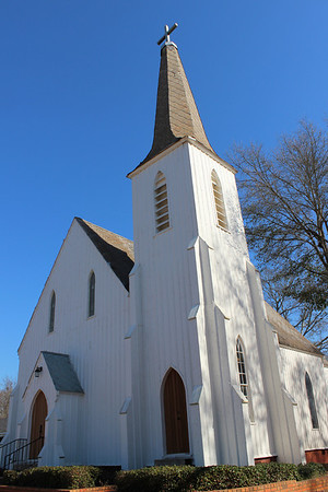 Lowdnesboro, Alabama - Churches