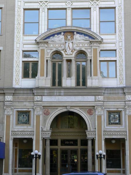 Forward building (bottom)