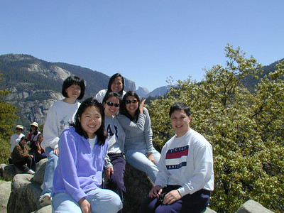 Lumps at Yosemite